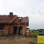 układanie dachówek